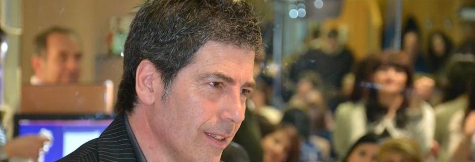 Giancarlo Fornei a Triste (marzo 2014), durante una conferenza sull'autostima