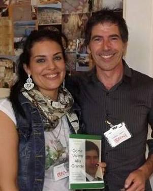 Due splendidi sorrisi Con Barbara Reggiani