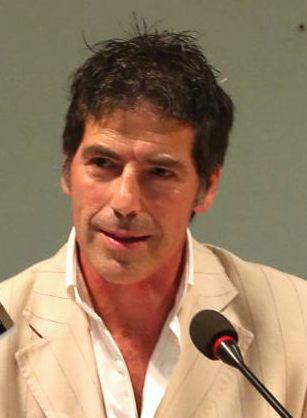 Giancarlo Fornei, durante una sua conferenza motivazionale a Verona (ottobre 2014)