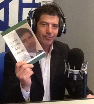 Giancarlo Fornei su Radio Reporter (ospite di Vanessa Grey e Mapi Danna)...