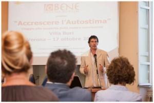 Giancarlo Fornei a Io Bene ottobre 2014