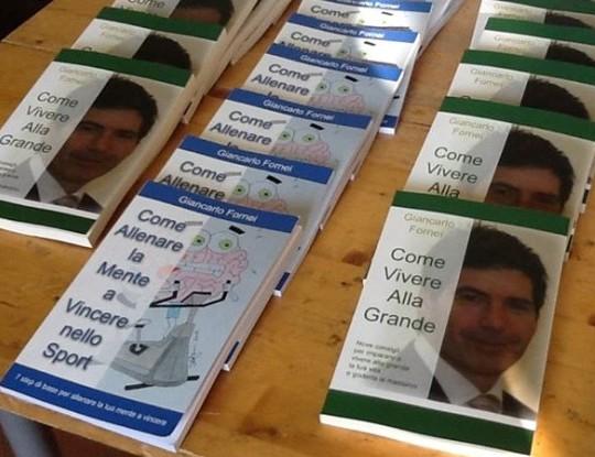 Come ricevere una copia degli ultimi libri del coach Giancarlo Fornei con dedica personalizzata...