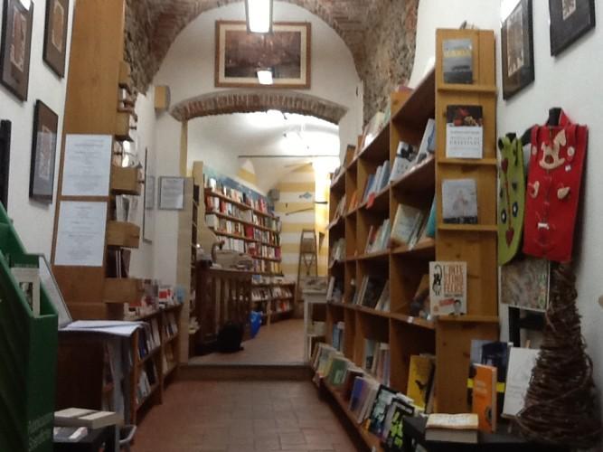 A Sarzana, una nuova libreria dove trovare i miei libri: il Mulino dei Libri!