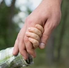 Genitori perfetti non esistono, e ai bambini interessa solo l'amore che puoi dar loro...