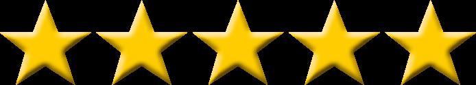 Risultati immagini per stelle recensioni