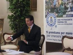 Conferenza a Pietrasanta