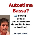 Copertina Autostima Bassa - ebook gratuito