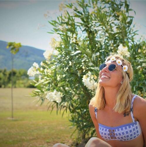 La giovanissima Rebecca Coppedè: «La vita è una sfida continua in cui si deve rimanere in equilibrio per stare bene con se stessi e con gli altri!»...