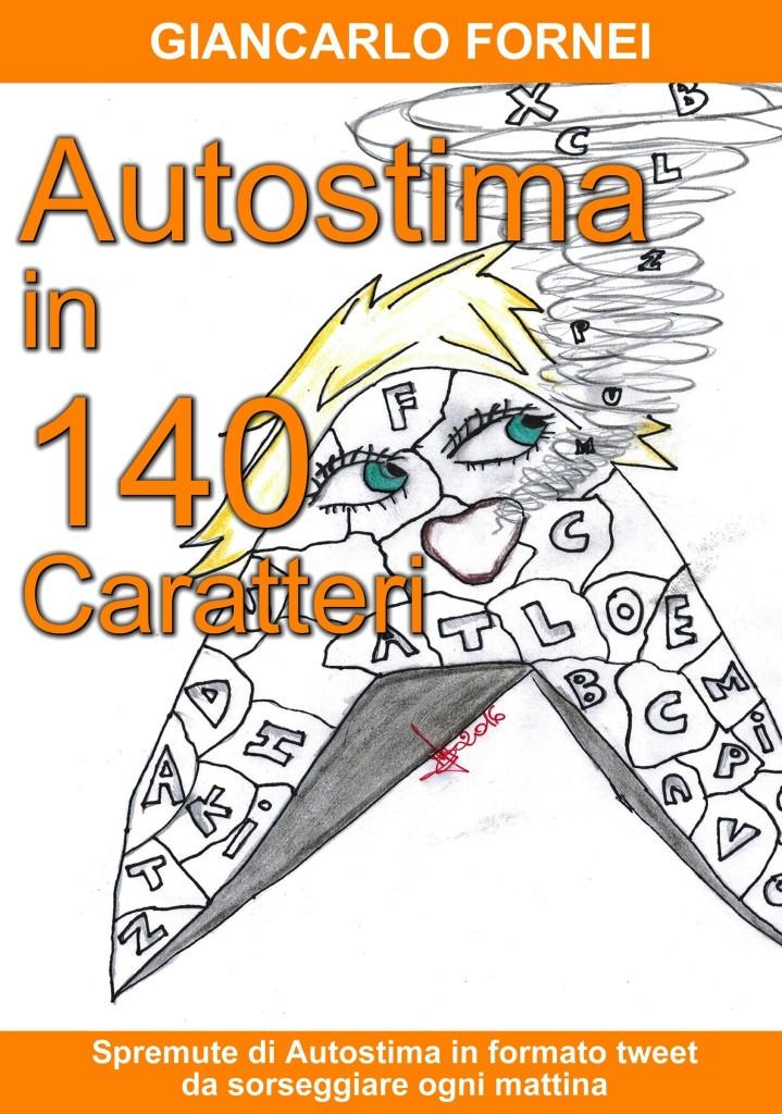 Copertina Autostima in 140 caratteri x Amazon