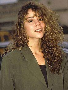 Mariah_Carey giovanissima