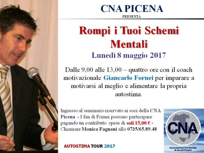 #AUTOSTIMA DONNE - l'Autostima Tour 2017 sbarca a San Benedetto del Tronto (8 maggio 2017)!