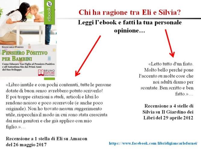 Chi ha ragione tra Eli e Silvia?