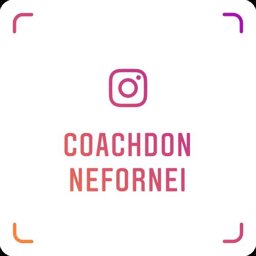 Il coach delle Donne su Instagram (CoachDonneFornei)...