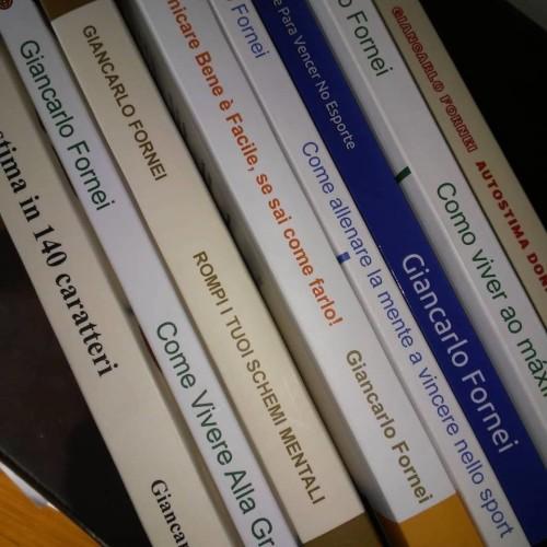 Hai mai letto un libro del coach motivazionale Giancarlo Fornei?