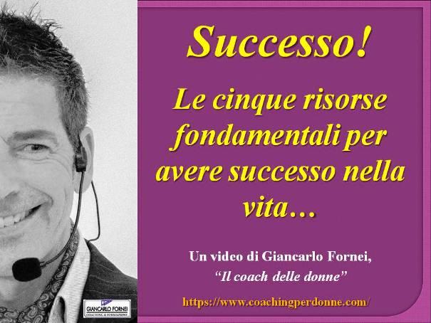 Successo: 5 risorse fondamentali! (video)…