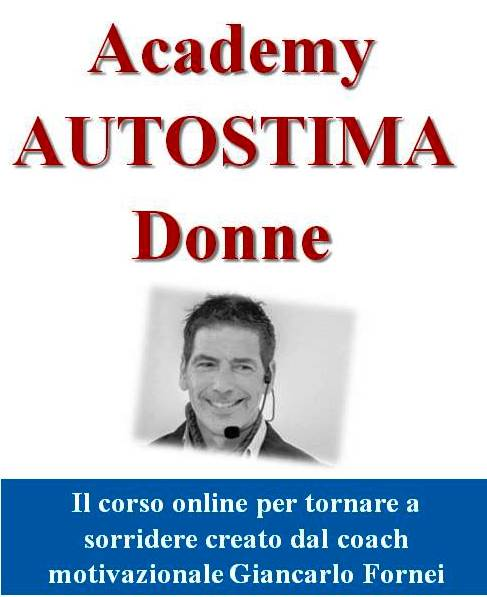 Academy Autostima Donne (anche a rate)…