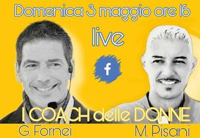 Max Pisani intervista Giancarlo Fornei (domenica 3 maggio ore 16)!