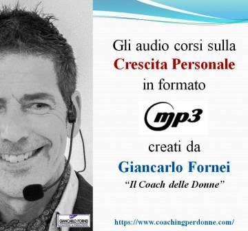 Audio Corsi Crescita Personale di Giancarlo Fornei