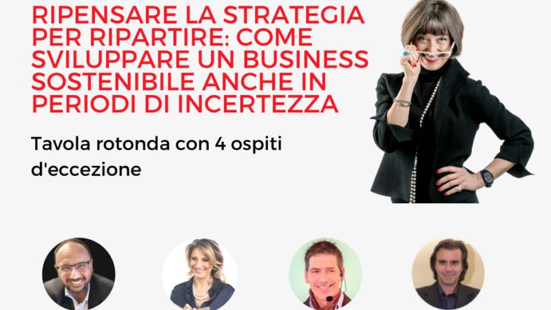 Imprenditrice: un webinar per aiutarti a far crescere il tuo business!